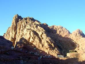 Mount Sinai photo Tamerlan
